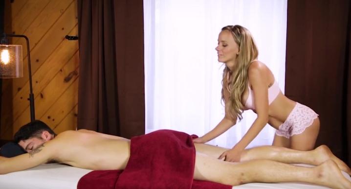 Шлюха для массажа